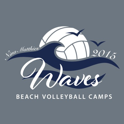WAVES Beach Volleyball Camps